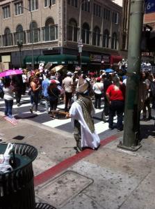 andrew emett mayday protest